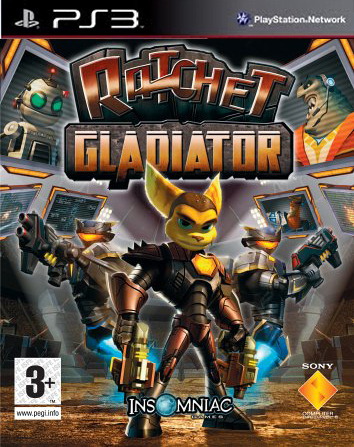 RatchetGladiator PS3