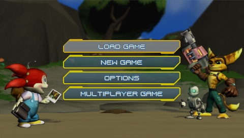 211262-ratchet-clank-size-matters-psp-screenshot-main-menu