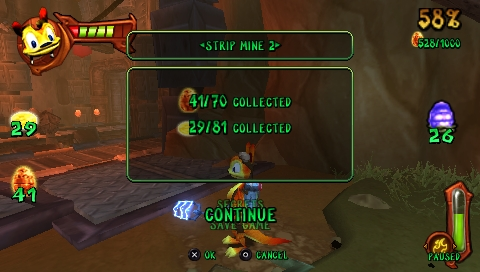 175450-daxter-psp-screenshot-in-game-pause-screen